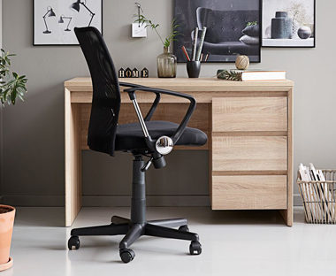 Sensational Office Chairs Jysk Interior Design Ideas Clesiryabchikinfo